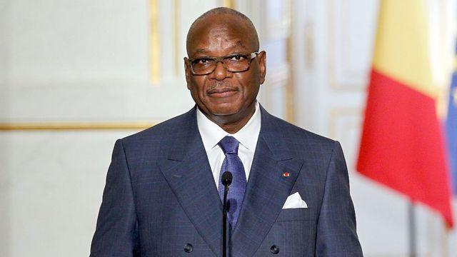 Ibrahim Boubacar Keïta est déclaré vainqueur de l'élection présidentielle par la Cour constotutionnelle.