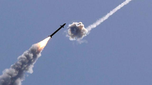 İsrail'in Demir Kubbe sistemi, geler roketlerin imhası için tasarlandı.