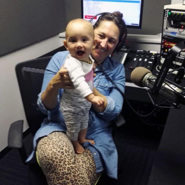 Claire Bell e sua filha, Fintry