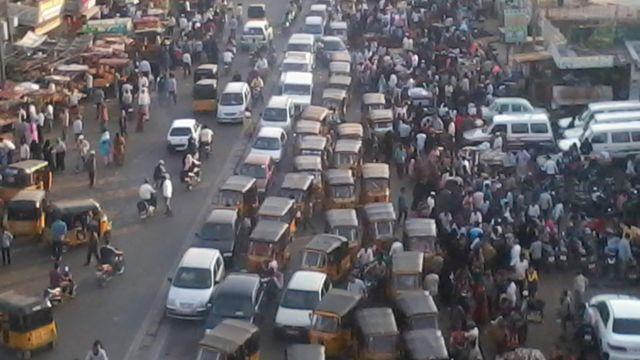హైదరాబాద్ కాలుష్యం