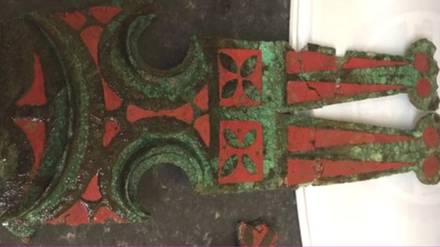 Pembrokeshire treasure hunter unearths Celtic chariot