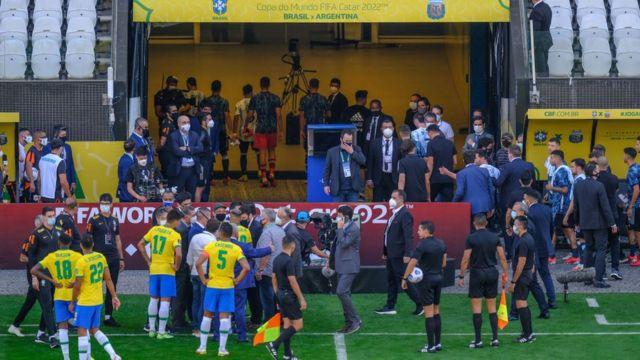 Brezilya-Arjantin