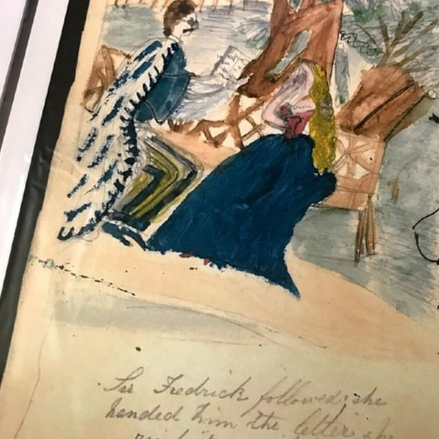 Children's Victorian library collection unveiled in Orkney