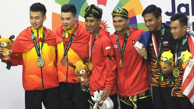 Pencak Silat Asian Games 2018