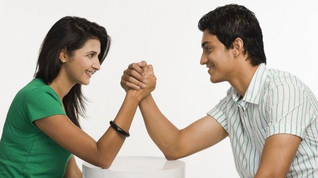 Различия между полами выявляются даже при помощи имплицитных тестов, что указывает на отсутствие у испытуемого осознанного решения подчиняться стереотипам, навязываемым обществом