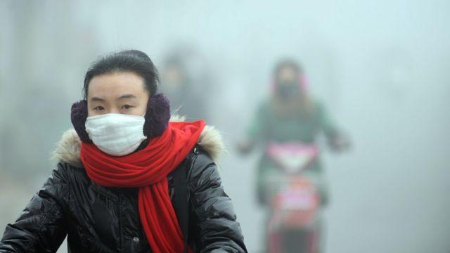 China's 'airpocalypse' linked to Arctic sea ice loss