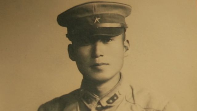Shuntaro Hida as a young medical officer