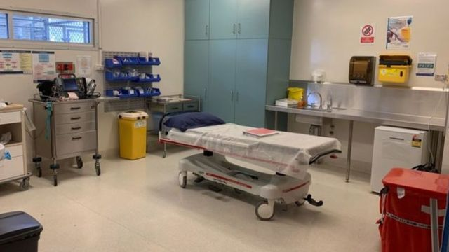 Hospital na Austrália