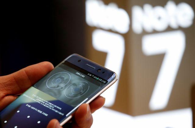El Note 7 estaba llamado a ser uno de los teléfonos estrella de Samsung.