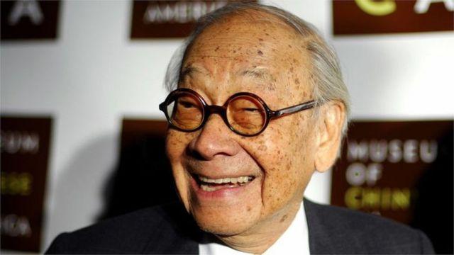 آی.ام.پی، معمارسرشناس آمریکایی-چینی