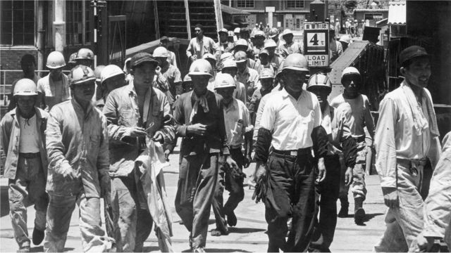 Japon işçiler