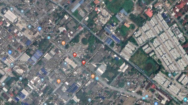 ဘန်ကောက်မြို့၊ရမ်ခမ်ဟင် ၃၉ လမ်း ဧရိယာ