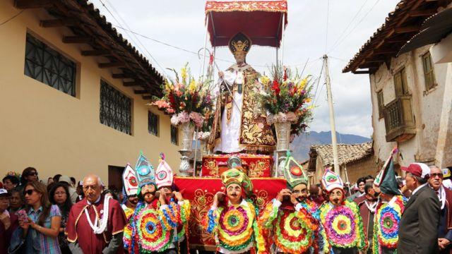 Sistema Tradicional de Jueces de Agua de Corongo de Perú (Foto: Ministerio de Cultura de Perú / Unesco)