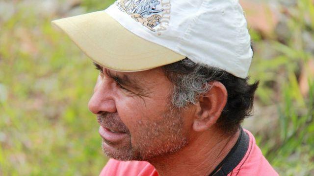 Jorge Santos, o último morador a ser removido da Vila Recreio II, no Rio