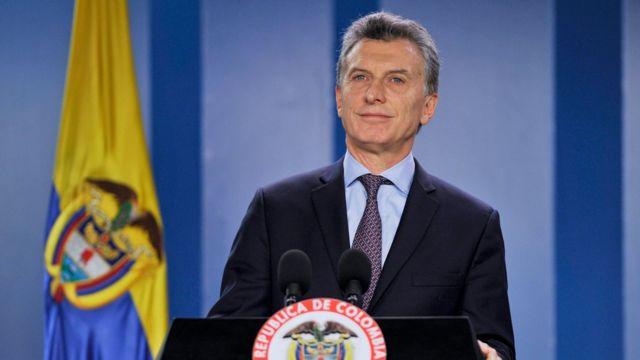 Maurício Macri