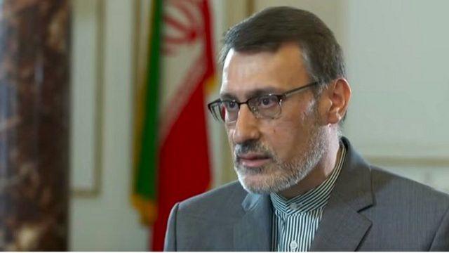 حمید بعیدی نژاد، سفیر ایران در لندن