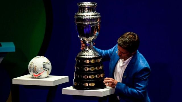 Copa América: gobierno argentino por suspensión del certamen en su país