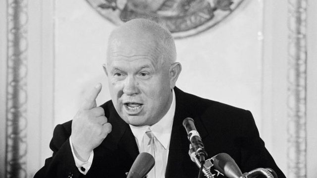 Khrushchev en 1959