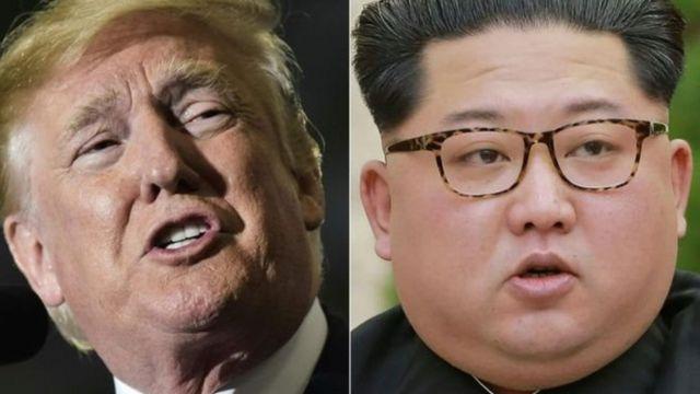 Trump dan Kim