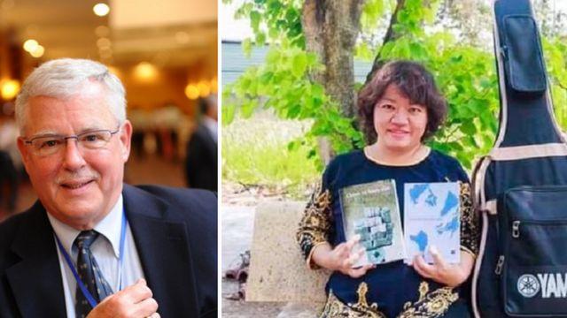 Carl Thayer talks about Pham Doan Trang arrest