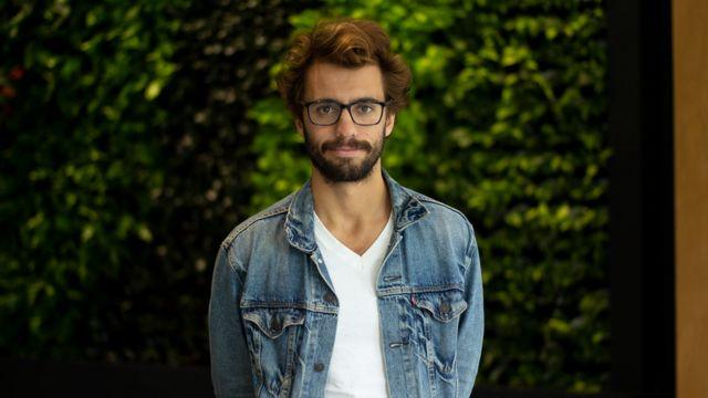 El emprendedor Delian Asparouhov.