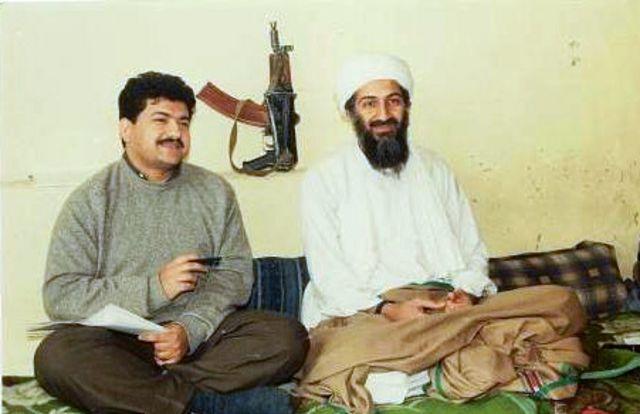 Mahojiano ya kwanza ya Hamid Mir na Osama bin Laden.