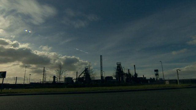 Ffatri Tata Steel