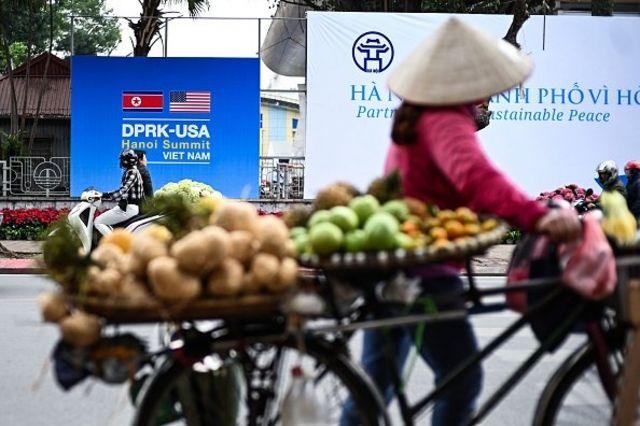 Trump-Kim summit Hanoi
