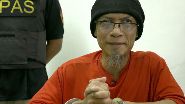 Bom Kedutaan Australia, Rois, terpidana mati pelaku pengeboman Kedutaan Besar Australia Jakarta pada 2004 di penjara Batu, Nusakambangan.