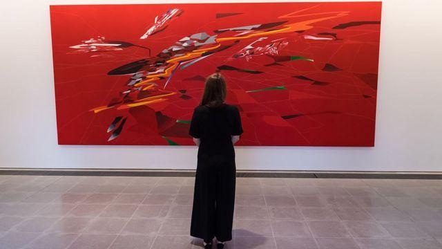 Los Sackler patrocinan varias galerías de arte y museos.