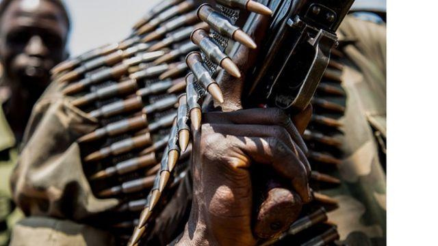 A deux jours de la formation du gouvernement national un rapport de l'ONU met dos à dos les forces gouvernementales et les éléments de l'ex rébellion