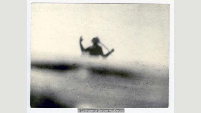 Foto-foto ini diklaim bukan menampilkan alien, tapi diambil oleh Rama, seorang alien yang 'menculik' pria Brasil, Joao Valerio da Silva.