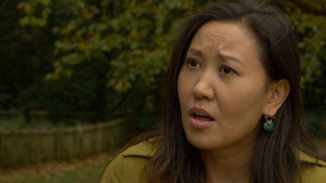 Sincan'da doğan Reyila Abulaiti, 2019'da İngiltere'de BBC'ye röportaj vermişti