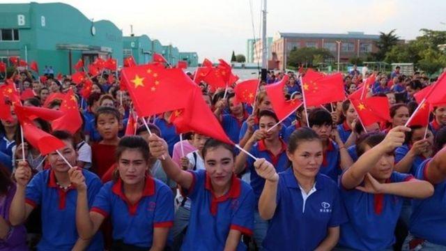 'Yurtseverlik eğitimini pekiştirmek ve ulusal birlik köprüsü inşa etmek' başlığı ile China Ethnic Religion Net'te yer alan haber, 7 Kasım2019, online.