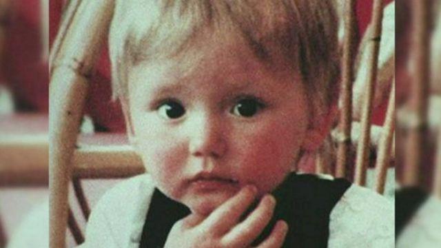 Toddler Ben Needham