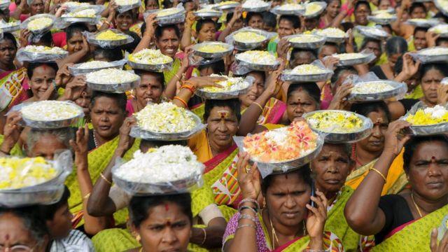 peringatan tsunami di India
