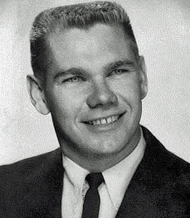 John Corcoran na juventude