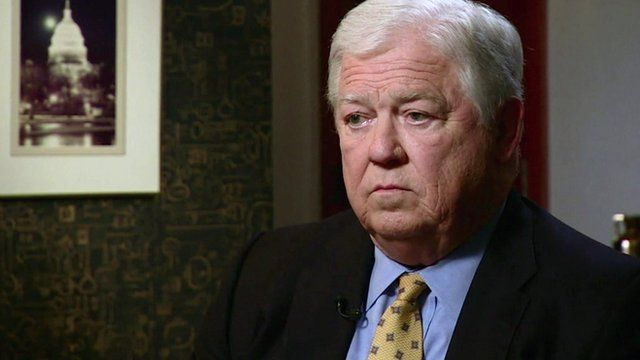 Haley Barbour, a former chairman of the Republican National Committee