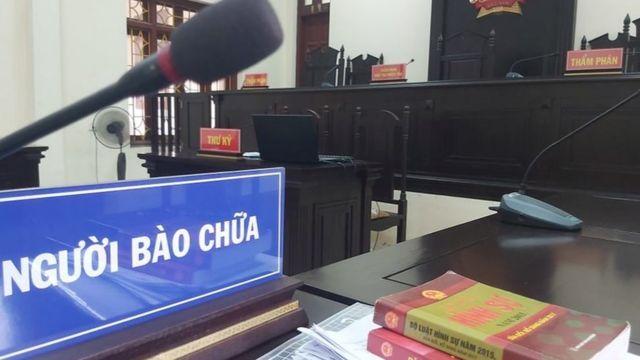 Tòa ở Việt Nam