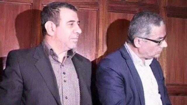 متهمان ایرانی در کنیا