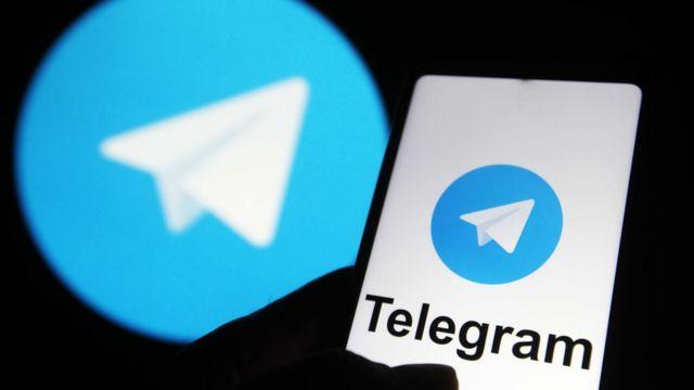 Símbolo Telegram