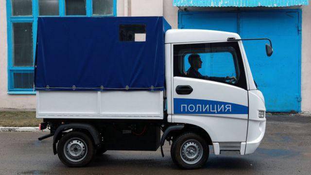 """Электромобиль """"Муравей"""" Тульского завода"""