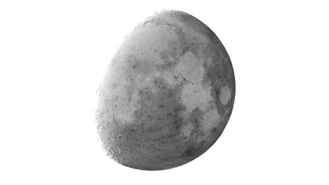 Luna en reverso de Brendan Devine