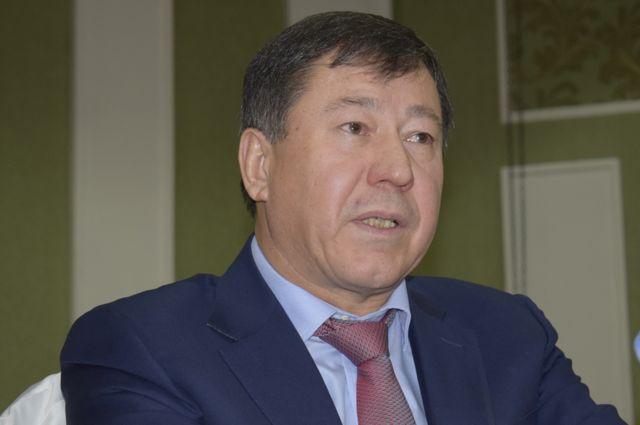 Глава МВД Таджикистана Рамазон Рахимзода