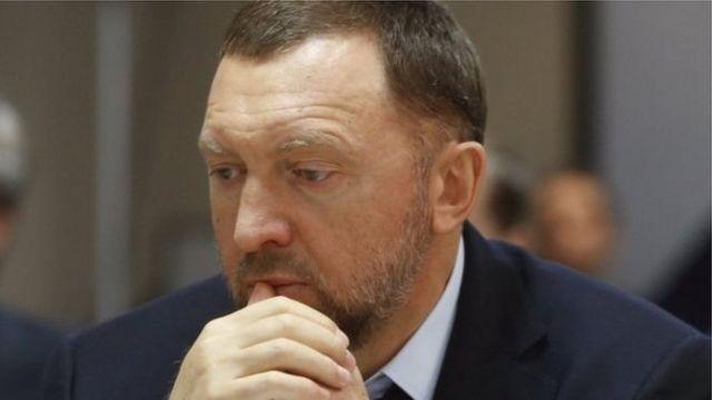 億萬富翁奧列格·德里帕斯卡