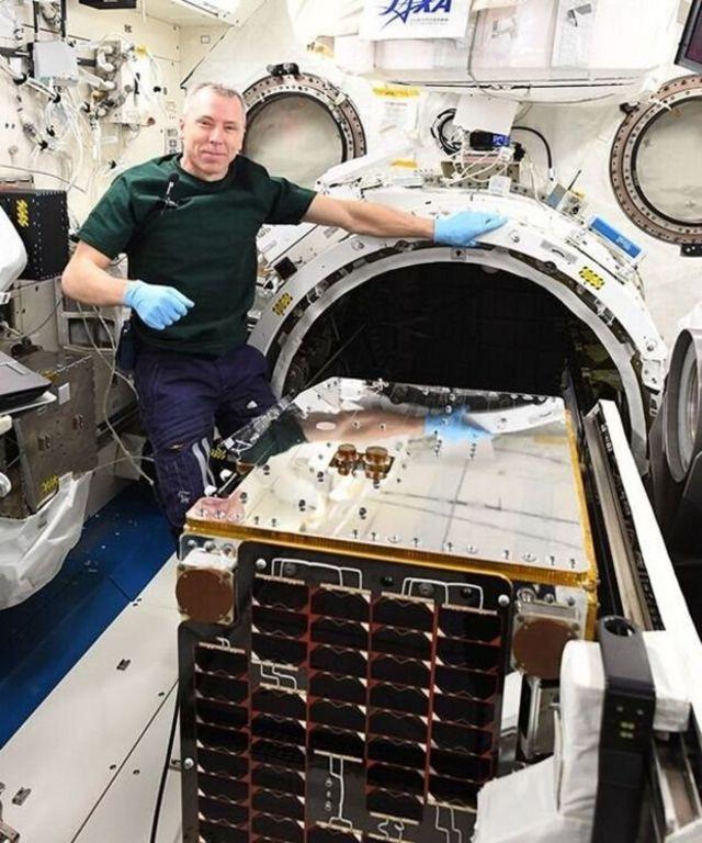 NASA/NANORACKS