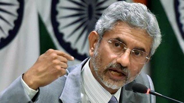 विदेश मंत्री जयशंकर बोले, लोकतंत्र पर हमें किसी का सर्टिफ़िकेट नहीं चाहिए -  BBC News हिंदी