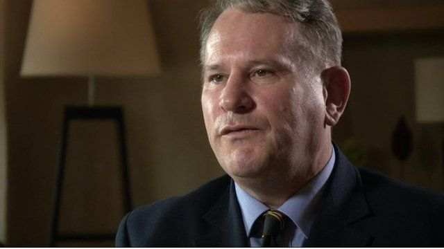 In an interview with BBC Spotlight NI's Jennifer O'Leary, Former Intelligent Officer Richard Kemp said he was told of Mr Murphy's involvement in the Provisional IRA.