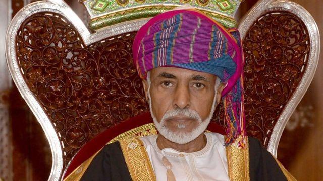 ओमान के सुल्तान