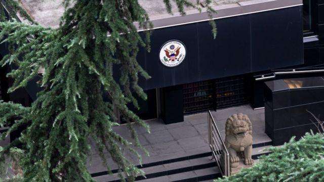 Генеральное консульство США в Чэнду